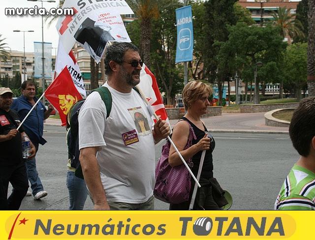 1ª Marcha de Personas Paradas y Afectadas por la Crisis  - 5