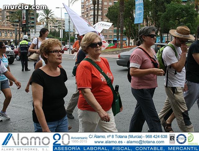 1ª Marcha de Personas Paradas y Afectadas por la Crisis  - 10
