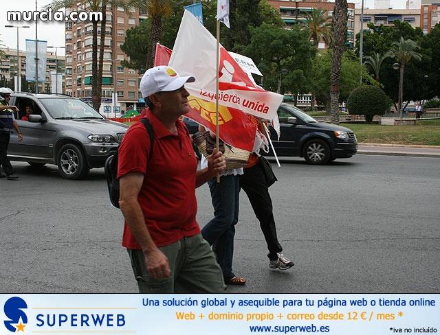 1ª Marcha de Personas Paradas y Afectadas por la Crisis  - 12