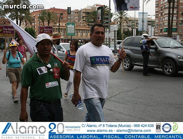 1ª Marcha de Personas Paradas y Afectadas por la Crisis  - 13