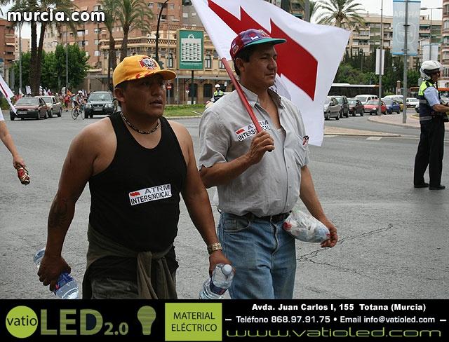1ª Marcha de Personas Paradas y Afectadas por la Crisis  - 19