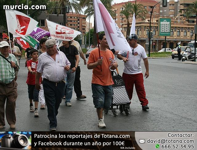 1ª Marcha de Personas Paradas y Afectadas por la Crisis  - 21