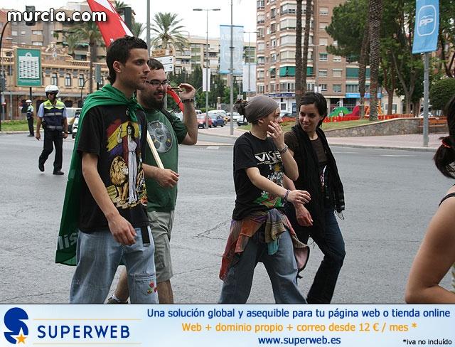 1ª Marcha de Personas Paradas y Afectadas por la Crisis  - 26