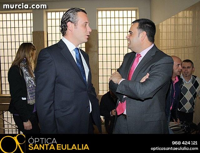 Comisión Bilateral de Vivienda con el Gobierno regional de Murcia - 4