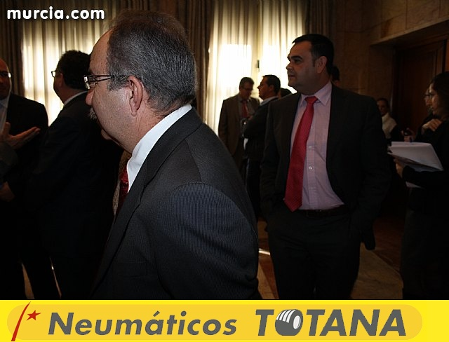 Comisión Bilateral de Vivienda con el Gobierno regional de Murcia - 12