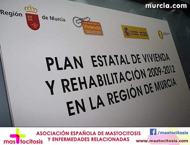 Comisión Bilateral de Vivienda con el Gobierno regional de Murcia - 17