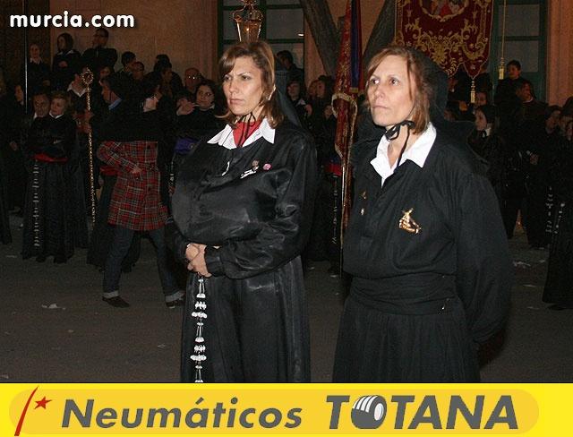 Procesión del Santo Entierro. Viernes Santo - Semana Santa Totana 2009 - 22