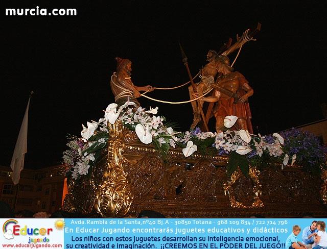 Procesión del Santo Entierro. Viernes Santo - Semana Santa Totana 2009 - 32