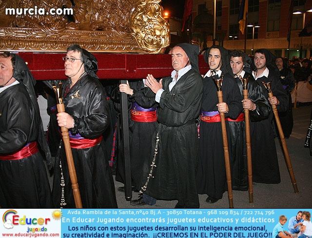 Procesión del Santo Entierro. Viernes Santo - Semana Santa Totana 2009 - 34
