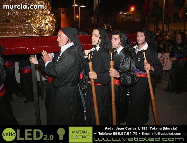 Procesión del Santo Entierro. Viernes Santo - Semana Santa Totana 2009 - 35