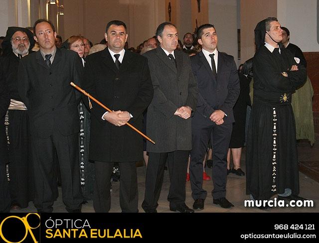 Procesión del Santo Entierro. Viernes Santo - Semana Santa Totana 2009 - 604