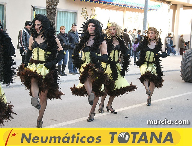 Carnaval Totana 2010 - Reportaje I - 442