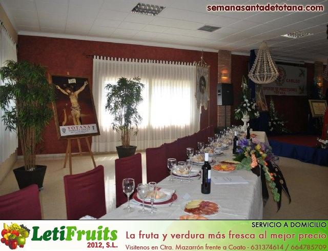 Comida de Hermandades y Cofradías 2011 - Reportaje II - 4
