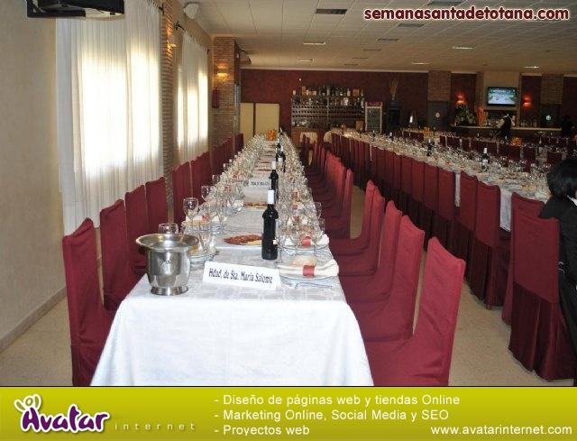 Comida de Hermandades y Cofradías 2011 - Reportaje II - 7