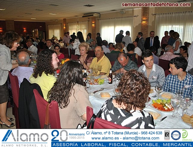 Comida de Hermandades y Cofradías 2011 - Reportaje II - 22
