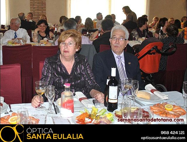 Comida de Hermandades y Cofradías 2011 - Reportaje II - 23