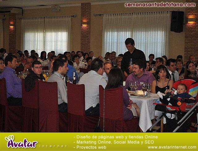 Comida de Hermandades y Cofradías 2011 - Reportaje II - 207