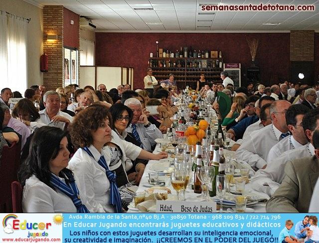 Comida de Hermandades y Cofradías 2011 - Reportaje II - 208