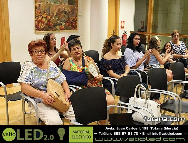 Nueva Junta Local de la Asociación Española contra el Cáncer (AECC) - 1