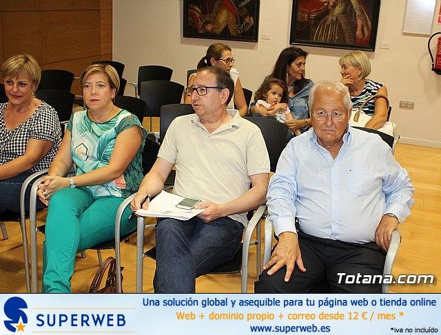 Nueva Junta Local de la Asociación Española contra el Cáncer (AECC) - 5