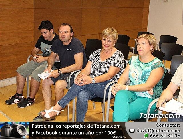 Nueva Junta Local de la Asociación Española contra el Cáncer (AECC) - 6