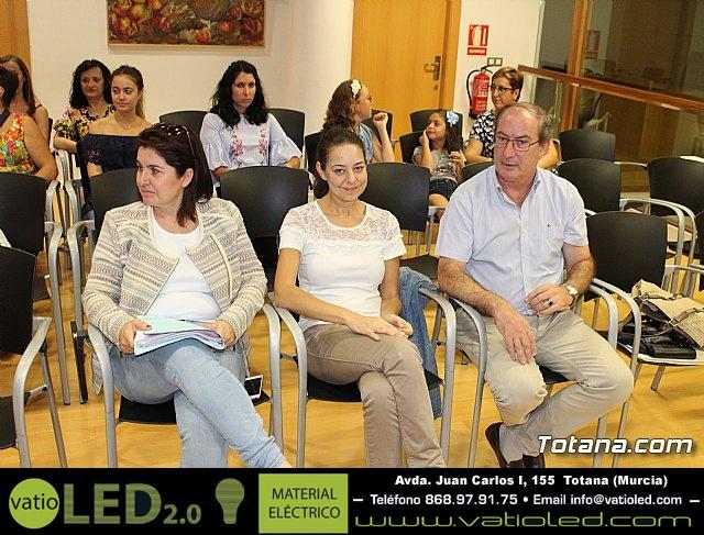 Nueva Junta Local de la Asociación Española contra el Cáncer (AECC) - 16