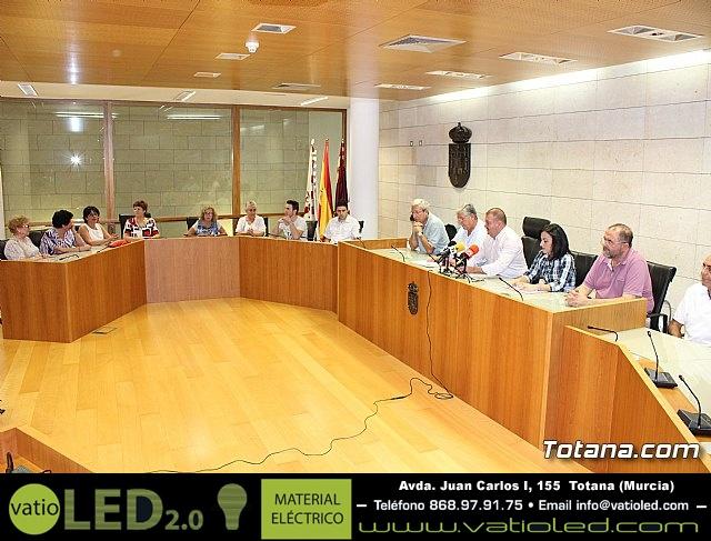 Nueva Junta Local de la Asociación Española contra el Cáncer (AECC) - 18