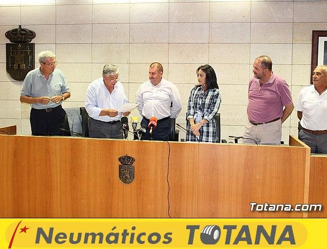 Nueva Junta Local de la Asociación Española contra el Cáncer (AECC) - 26