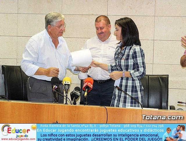 Nueva Junta Local de la Asociación Española contra el Cáncer (AECC) - 28