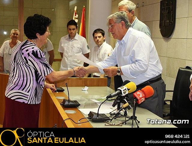Nueva Junta Local de la Asociación Española contra el Cáncer (AECC) - 34