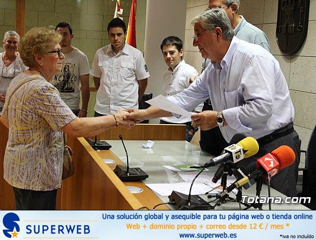 Nueva Junta Local de la Asociación Española contra el Cáncer (AECC) - 35