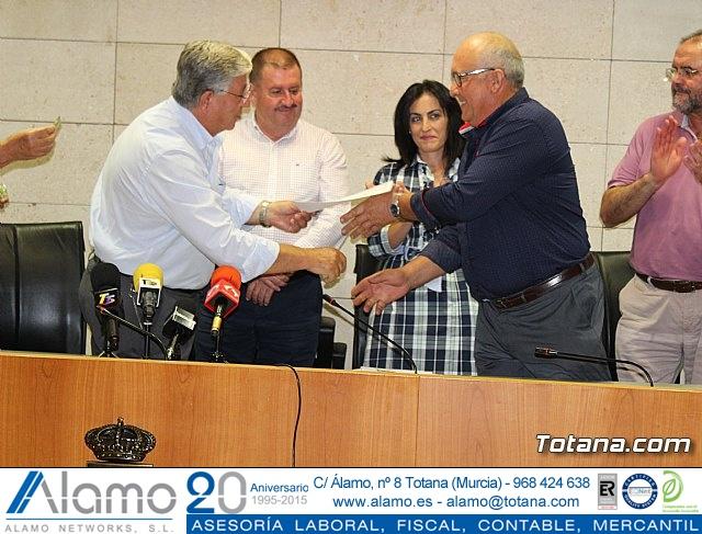 Nueva Junta Local de la Asociación Española contra el Cáncer (AECC) - 37
