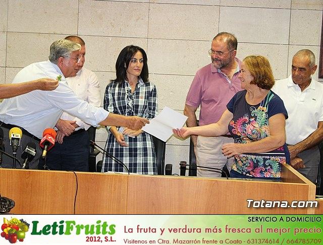 Nueva Junta Local de la Asociación Española contra el Cáncer (AECC) - 38