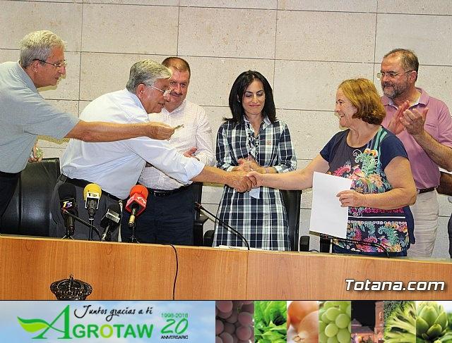 Nueva Junta Local de la Asociación Española contra el Cáncer (AECC) - 39