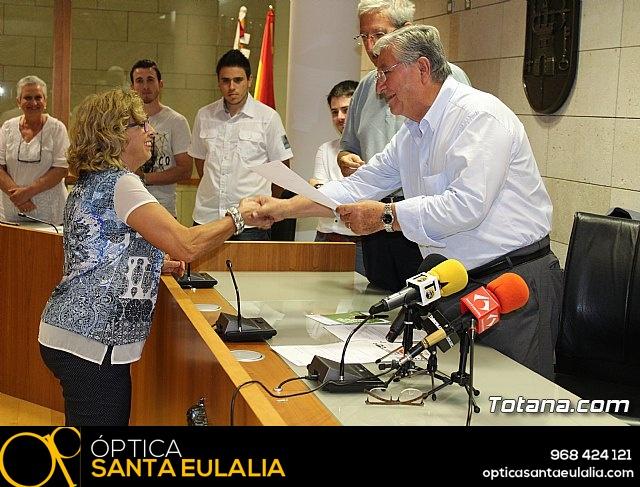 Nueva Junta Local de la Asociación Española contra el Cáncer (AECC) - 40