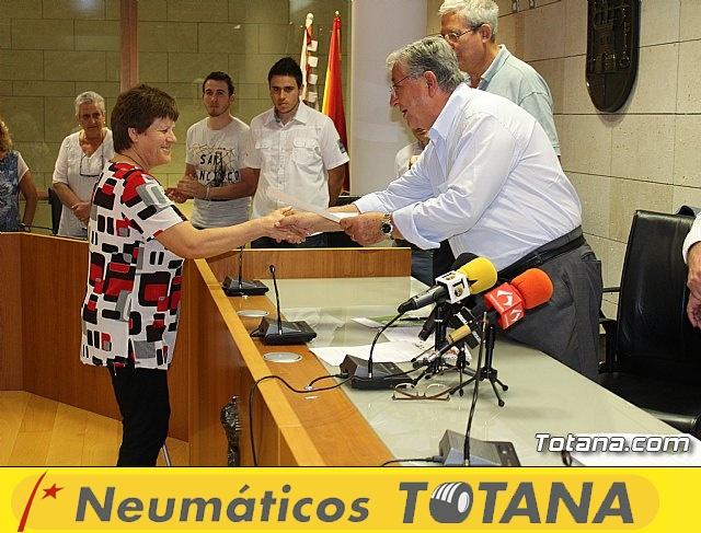 Nueva Junta Local de la Asociación Española contra el Cáncer (AECC) - 42