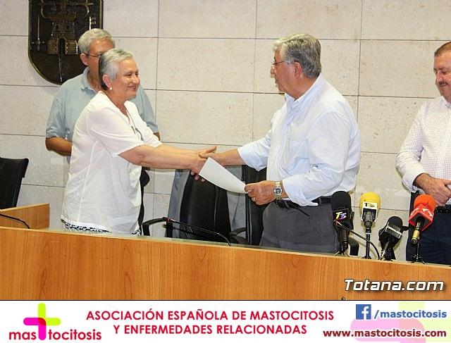 Nueva Junta Local de la Asociación Española contra el Cáncer (AECC) - 43