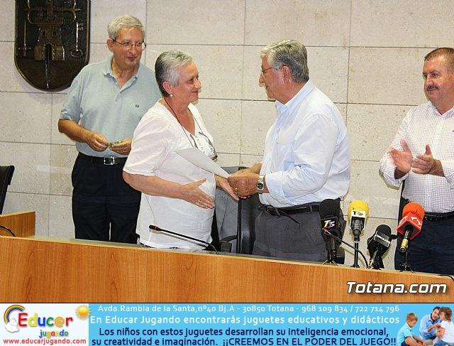 Nueva Junta Local de la Asociación Española contra el Cáncer (AECC) - 44