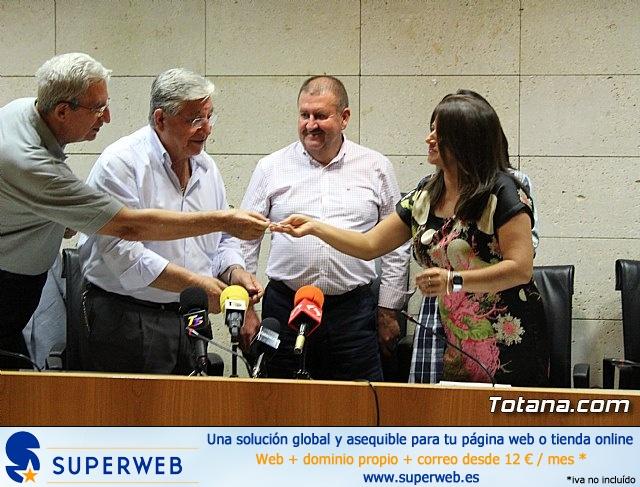 Nueva Junta Local de la Asociación Española contra el Cáncer (AECC) - 45