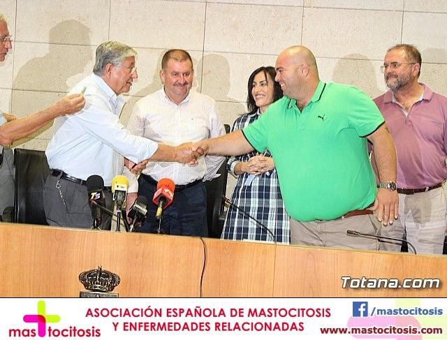 Nueva Junta Local de la Asociación Española contra el Cáncer (AECC) - 46