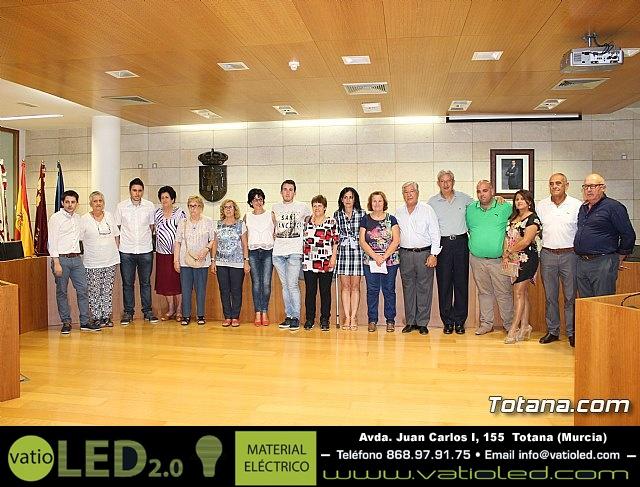 Nueva Junta Local de la Asociación Española contra el Cáncer (AECC) - 47