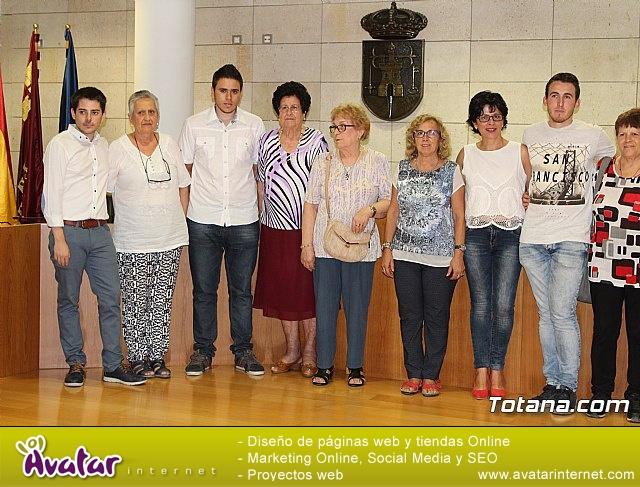 Nueva Junta Local de la Asociación Española contra el Cáncer (AECC) - 48