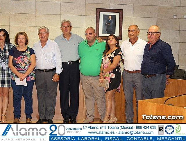 Nueva Junta Local de la Asociación Española contra el Cáncer (AECC) - 50