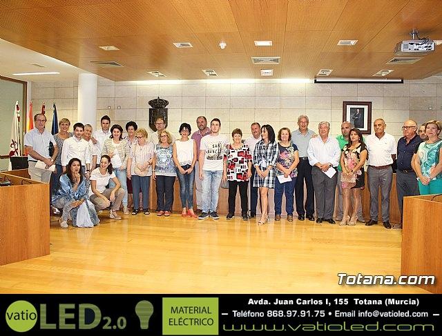 Nueva Junta Local de la Asociación Española contra el Cáncer (AECC) - 51