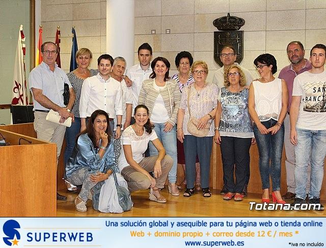 Nueva Junta Local de la Asociación Española contra el Cáncer (AECC) - 52