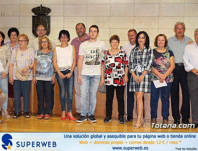 Nueva Junta Local de la Asociación Española contra el Cáncer (AECC) - 53