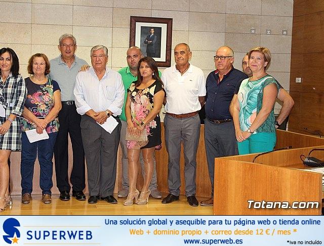 Nueva Junta Local de la Asociación Española contra el Cáncer (AECC) - 54