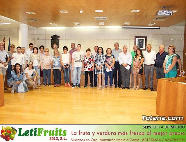 Nueva Junta Local de la Asociación Española contra el Cáncer (AECC) - 55