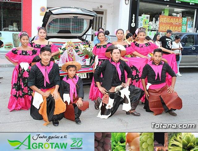 Desfile de baile. Fiestas en honor a la Virgen de la Urkupiña (Bolivia) - 1