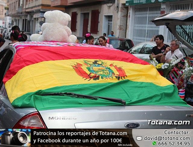 Desfile de baile. Fiestas en honor a la Virgen de la Urkupiña (Bolivia) - 8